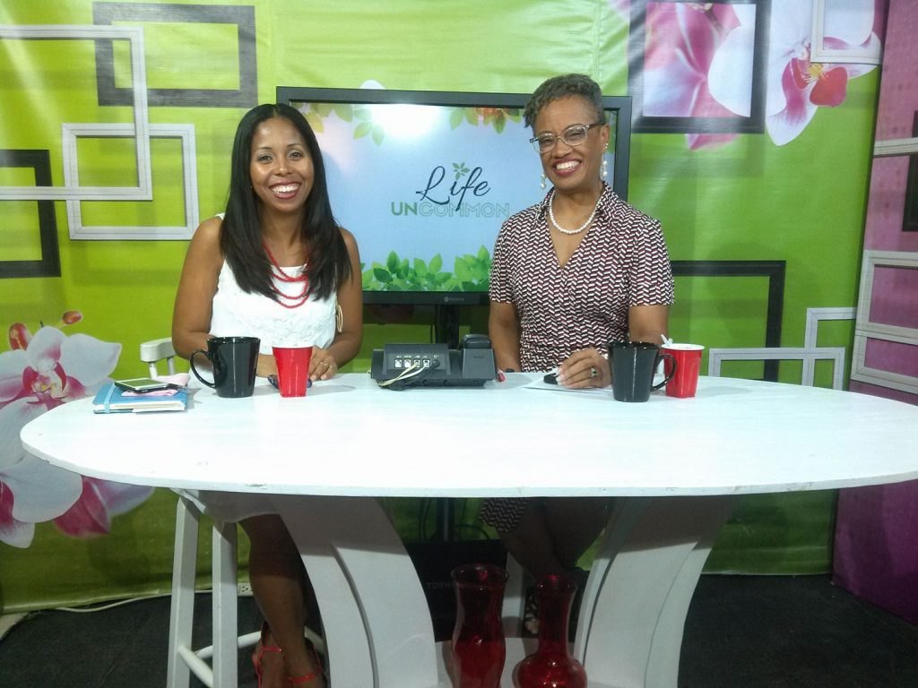 Life Uncommon Belize Show with Andrea & Alida